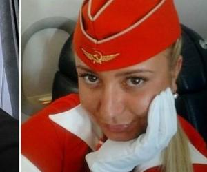 Flight-attendant-fired-for-finger-Aeroflot-employee-sacked-after-middle-finger-photo-goes-viral