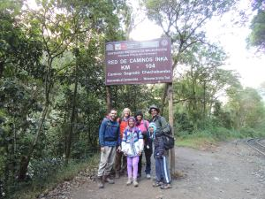 477 - Inca Trail